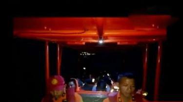 Begini Hasil Olah TKP Tabrakan 2 Kapal di Pulau Damar