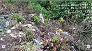 Pendaki Banyak Tinggalkan Sampah di Gunung Arjuno-Welirang