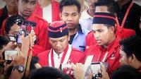 Ketua Umum DPP GMNI Imanuel Cahyadi (tengah). (Istimewa)