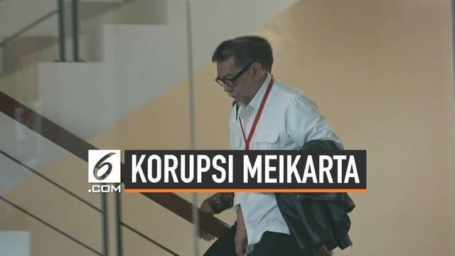 Mantan Wakil gubernur Jabar Deddy Mizwar diperiksa penyidik KPK. Deddy diperiksa sebagai saksi kasus suap Meikrta denagntersangka mantan Sekda Jabar Iwa karniwa.