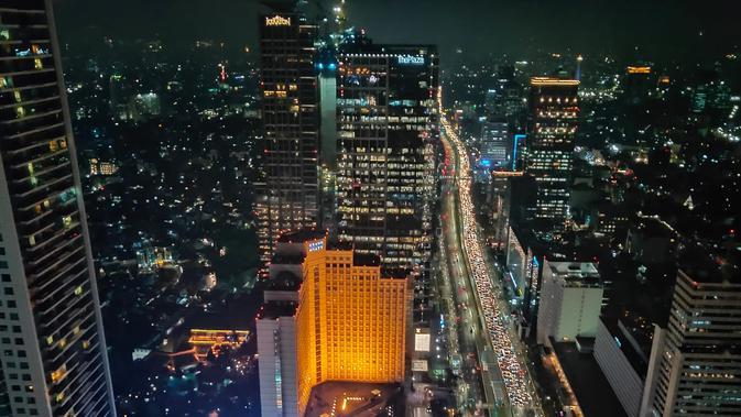 Hasil tangkapan saat malam hari dari Realme 3 Pro (sumber: istimewa)