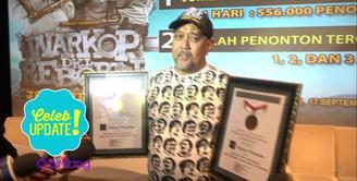 Film Warkop DKI Reborn mendapatkan dua penghargaan sekaligus oleh Museum Rekor Dunia-Indonesia (MURI).