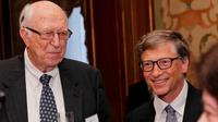 Ayah Bill Gates, Bill Gates Sr. meninggal dunia. Dok: businessinsider.com