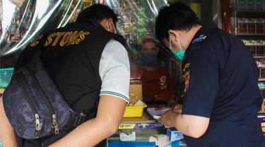 Cegah Rokok Ilegal Beredar, Bea Cukai Gencar Operasi Pasar Produk Rokok di Triwulan I 2021