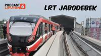 Podcast LRT Jabodebek.