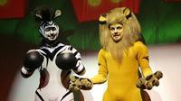 Setelah sukses di panggung teater Singapura, pementasan Madagascar Live! yang diadaptasi dari film Madagascar 1 akan pentas di Indonesia.