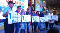 PT Astra Daihatsu Motor (ADM) akhirnya mengumumkan pemenang program Daihatsu Setia 2019.