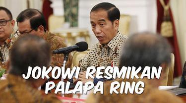Video Top 3 hari ini ada berita terkait Presiden Jokowi resmikan Palapa Ring, tagar #SavePalembang menjadi trending topic, dan  Maddison Brown disebut sebagai pacar baru Liam Hemsworth.