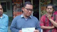 Ketua Pusat Pemuda Muhammadiyah, Dahnil Anzar (Liputan6.com/Moch Harun Syah)