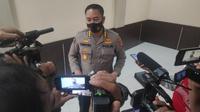 Kabid Humas Polda Jatim Kombes Pol Trunoyudo Wisnu Andiko (Foto: Liputan6.com/Dian Kurniawan)