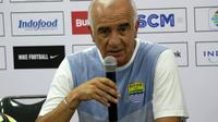 Pelatih Persib, Mario Gomez akan evaluasi besar-besaran (Liputan6.com/Kukuh Saukani)