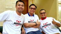 Raffi Ahmad Terlibat di Tim MotoGP Mandalika Racing Team Indonesia (Ist)