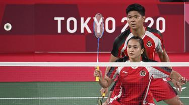 Praveen Jordan / Melati Daeva Oktavianti - Olimpiade Tokyo 2020