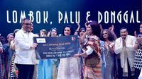 Yayasan Perempuan untuk Negeri (PUN) menggelar drama musikal berjudul Bunga Terakhir Badai dan Kasih di Ciputra Arpreneur Theater, Lotte Shopping Avenue, Minggu 21 Oktober 2018.