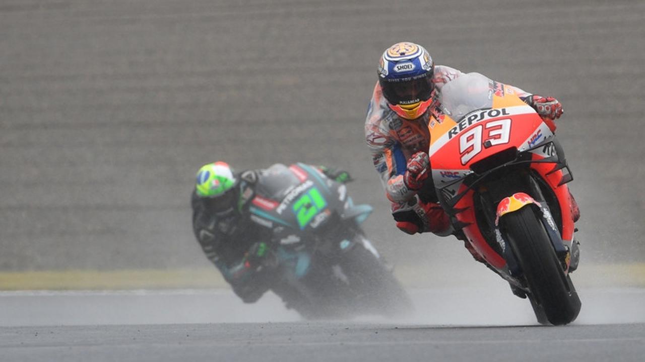 Jadwal MotoGP Sepang: Balapan Akhir Pekan Ini