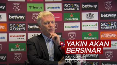 Berita Video, Komentar David Moyes Tentang Michail Antonio di Pertandingan West Ham United Vs Leicester CIty pada Senin (23/8/2021)