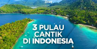 Pulau mana saja di Indonesia yang wajib dikunjungi? Yuk, kita cek video di atas!