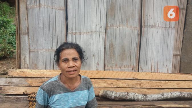 Kisah Miris Pasutri Hidup di Gubuk Reyot dengan 5 Anaknya di Manggarai Timur