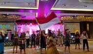 Resepsi Diplomatik Sambut Kemerdekaan Ke-73 Republik Indonesia. (KBRI Azerbaijan)