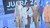 Cerita Inspiratif Pria Lulusan SMK Otomotif Sukses Jadi Fashion Desainer. (dok.Instagram @sa_akhsan/https://www.instagram.com/p/B4_mDiCBy1Z/Henry)
