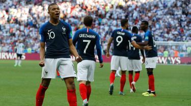 Prancis Melaju ke 8 Besar Piala Dunia 2018