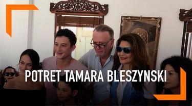 Tamara Bleszynski  merestui hubungan mantan suami, Mike Lewis dengan kekasihnya. Bahkan Tamara pernah mengunggah kebersamannya dengan Mike dan kekasih di Instagram.
