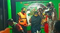 Berhasil mudik, Selfi LIDA terpaksa digelandang petugas jalani karantina di hotel (Istimewa)