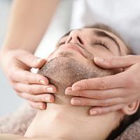 Treatment khusus untuk laki-laki. (Foto: shutterstock.com)