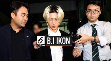 B.I eks iKON menjalani pemeriksaan oleh polisi terkait kasus narkoba tahun 2016 silam yang membelitnya selama lebih dari 14 jam. Dari hasil pemeriksaan, B.I resmi ditetapkan menjadi tersangka.
