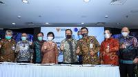 Bank BRI melakukan penandatanganan Perjanjian Kerjasama (PKS) dengan Askrindo dan Jamkrindo sebagai lembaga penjamin yang ditunjuk oleh Kemenkeu RI untuk menjamin kredit modal kerja yang diberikan kepada pelaku UMKM.