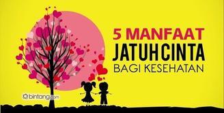 5 Manfaat Jatuh Cinta Bagi Kesehatan.