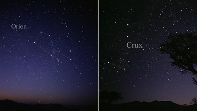 Perhatikan Langit Malam Minggu Ini Ada 4 Rasi Bintang Menampakkan Diri Global Liputan6 Com