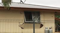rumah terbakar karena basmi kecoak (ABC News)