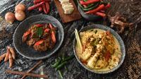 JW Marriott Jakarta menyajikan sajian opor ayam dan rendang untuk sajian Lebaran (Foto: JW Marriott Jakarta)