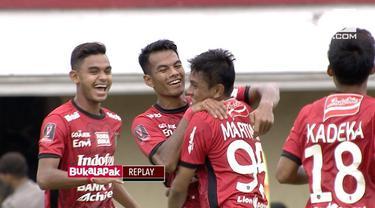 Bali United membuka peluang melaju ke babak delapan besar Piala Presiden usai mengalahkan PSPS Riau. Serdadu Tridatu, julukan Bali United, menang 3-2 dalam laga yang berlangsung di Stadion Kapten I Wayan Dipta, Gianyar.