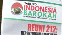 Cover tabloid Indonesia Barokah. (Foto: Liputan6.com/Istimewa/Muhamad Ridlo)