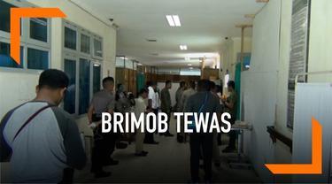 Sebuah baku tembak terjadi antara Brimob dengan kelompok kriminal sipil bersenjata (KKSB) di Nduga, Papua.