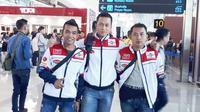Sebanyak 180-an konsumen Federal Oil terbang ke Malaysia untuk menyaksikan MotoGP di Sirkuit Sepang.