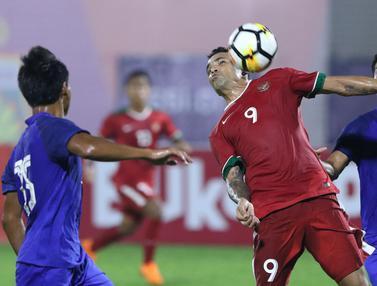 Timnas Indonesia U-23 Gagal Redam Thailand U-23
