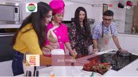 Dapur Jenk Minul ditayangkan Senin-Jumat mulai 24 Juni setiap pukul 17.30 WIB di Indosiar