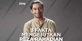 Apa saja fakta mengejutkan Reza Rahadian? Yuk, kita cek video di atas!