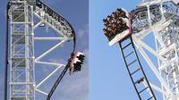 Takabisha Roller Coaster (sumber: fujuqhighland)
