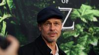 Dilansir dari HollywoodLife, Brad Pitt sudah lama menyingkirkan foto-foto Angelina Jolie. (Rich Fury  GETTY IMAGES NORTH AMERICA  AFP)