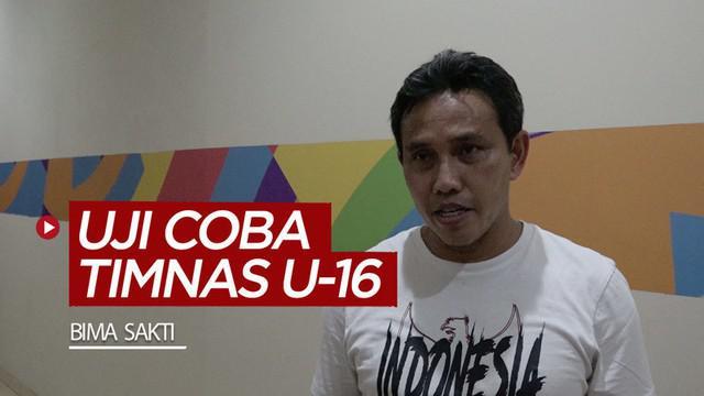 Berita video Timnas Indonesia U-16 menang 5-0 dalam laga uji coba. Selanjutnya siapa lawan mereka di uji coba menurut pelatih Bima Sakti?