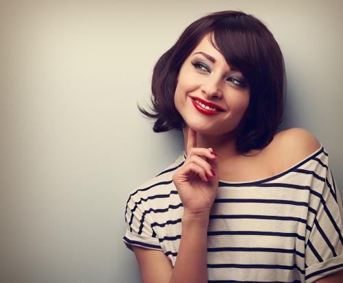 Bagi yang ingin tampil elegan tidak ada salahnya untuk menjatuhkan pilihan  pada model rambut pendek faux bob. Gaya rambut yang simpel tersebut akan  menyulap ... 70ea6fb181