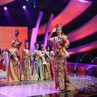 Sonia Fergina berhasil meraih mahkota Puteri Indonesia 2018 (Adrian Putra)