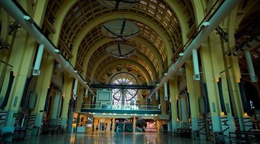 Pembukaan Kembali Pusat Perbelanjaan di Buenos Aires