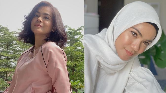 6 Potret Indah Indriana 'Istri Kedua' Pakai Hijab, Makin ...