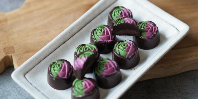 Cokelat kecomberang/Eureka PR