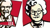 Logo KFC (Foto : flickr.com, thedrum.com)